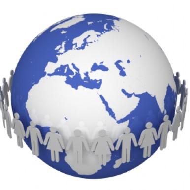 Réunions en ligne dans le monde